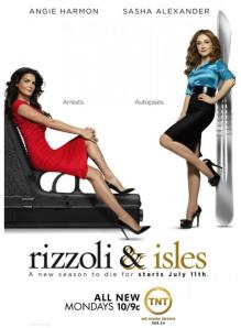 rizzoli and Isles 2011 TNT promotional ad june 2011