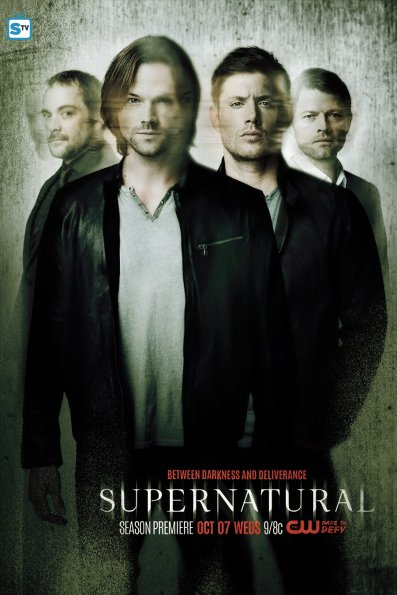 Supernatural promo poster