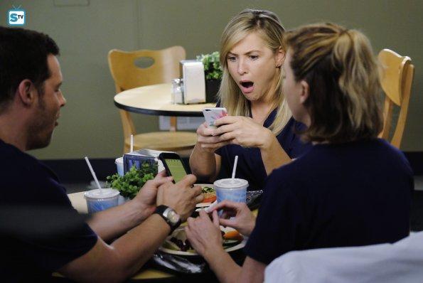Grey's Anatomy (5)
