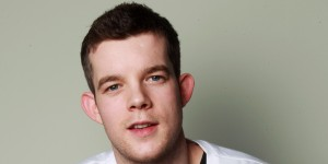 LONDON, ENGLAND - MARCH 14: Russell Tovey and BBC Radio 3 does 'something funny for money' and raises money for Comic Relief. Tune-in March 18 held at The Royal Albert Hall on March 14, 2011 in London, England. (Photo by Dave J Hogan/Getty Images)