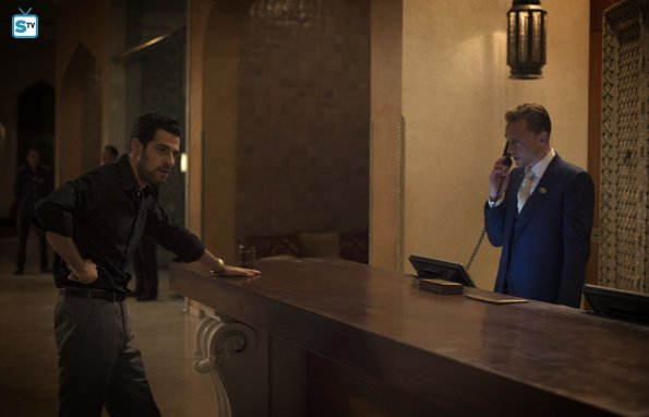 The Night Manager, (10)