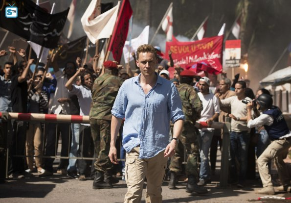 The Night Manager, (12)