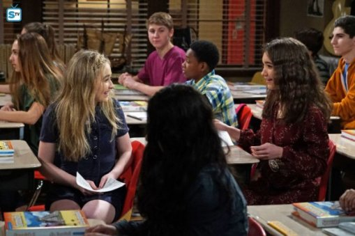 Girl Meets World, 3x4 (1)