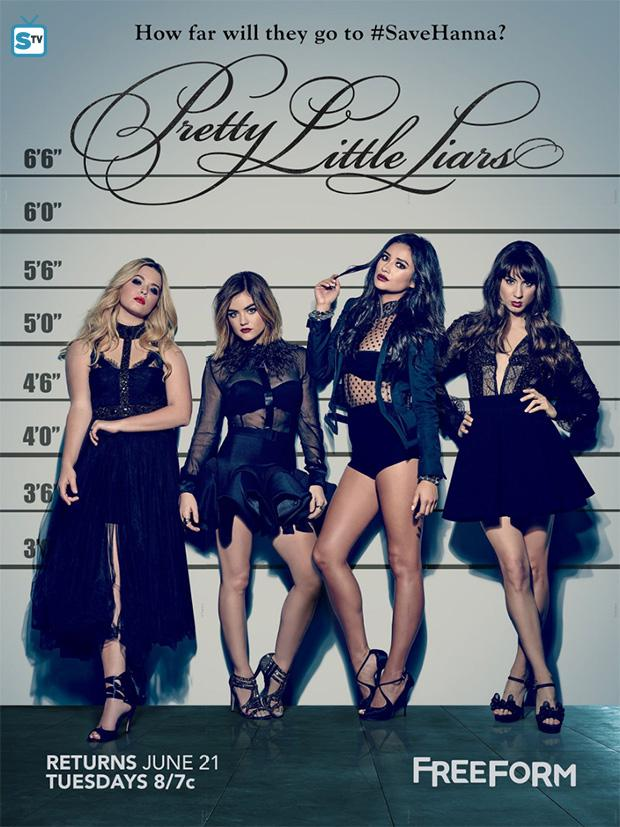 Pretty Little Liars Header