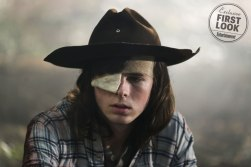 The Walking Dead (2018) Chandler Riggs as Carl Grimes - The Walking Dead _ Season 8, Episode 9 - Photo Credit: Gene Page/AMC