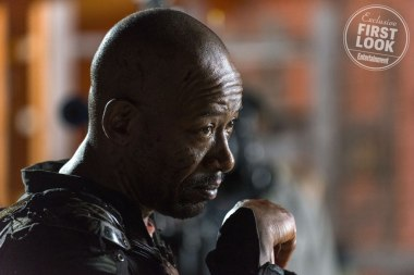 Walking Dead (2018) Lennie James as Morgan Jones - The Walking Dead _ Season 8, Episode 9 - Photo Credit: Gene Page/AMC