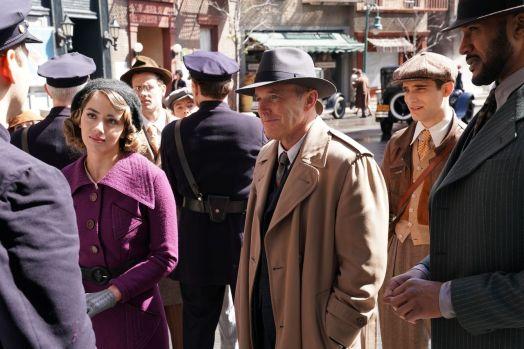 """MARVEL'S AGENTS OF S.H.I.E.L.D. - """"The New Deal"""" - CHLOE BENNET, CLARK GREGG, JEFF WARD"""