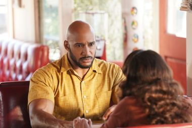 "MARVEL'S AGENTS OF S.H.I.E.L.D. - ""Alien Commies from the Future!"" HENRY SIMMONS"